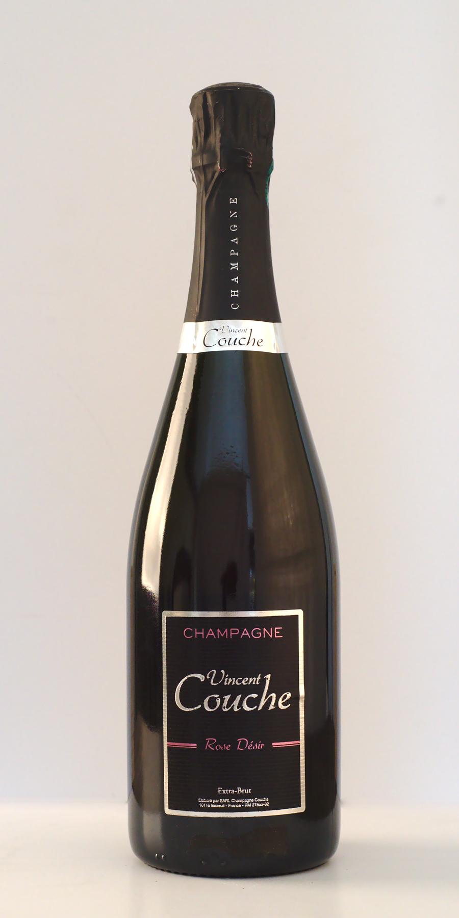 champagne rosé bio biodynamie sans sulfite ajouté