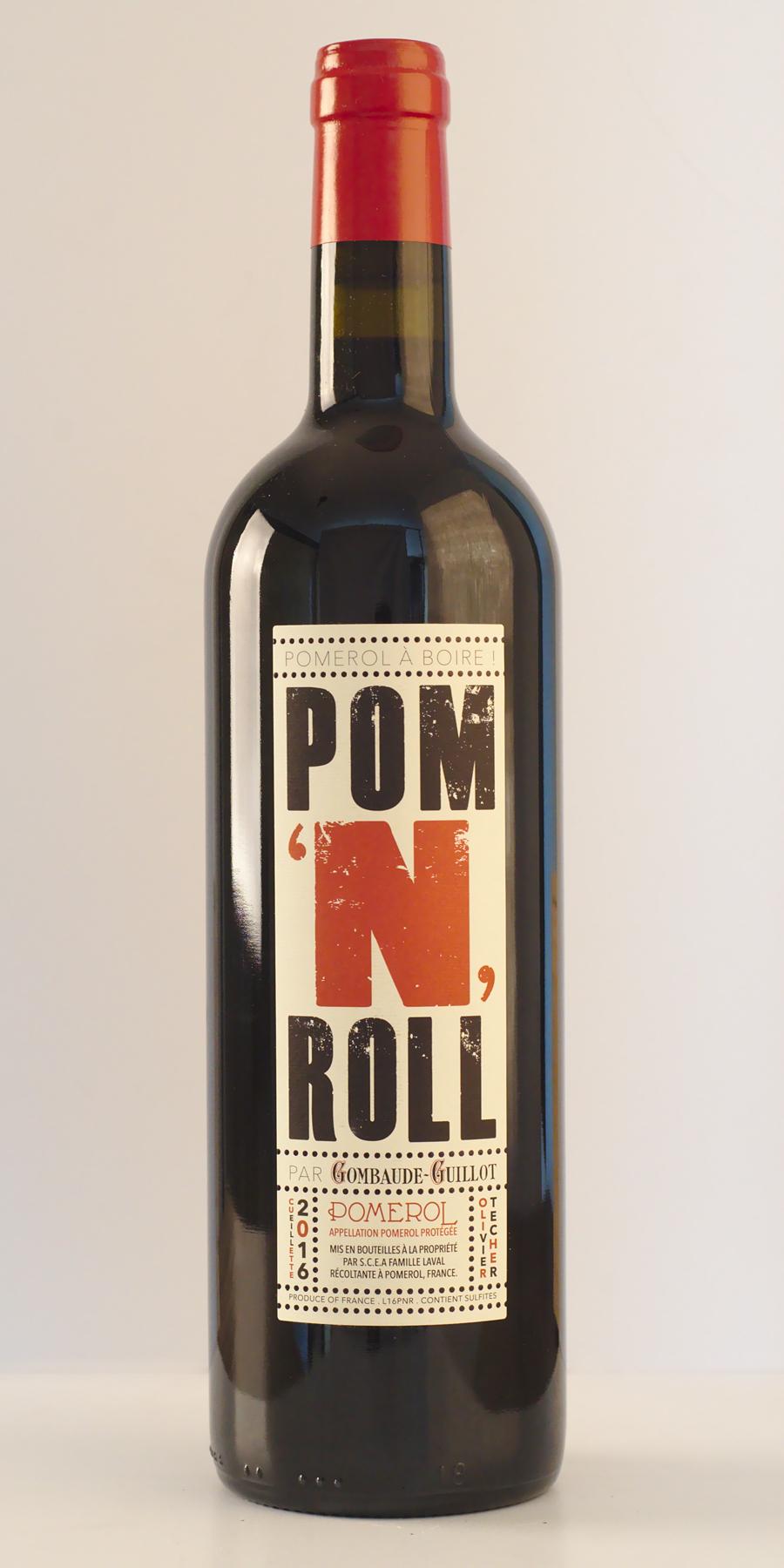 vin bio Pomerol Gombaude Guillot
