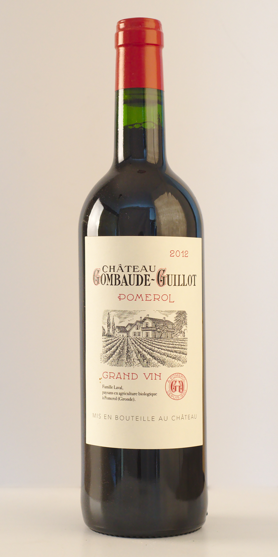vin bio Gombaude Guillot Biodynamie
