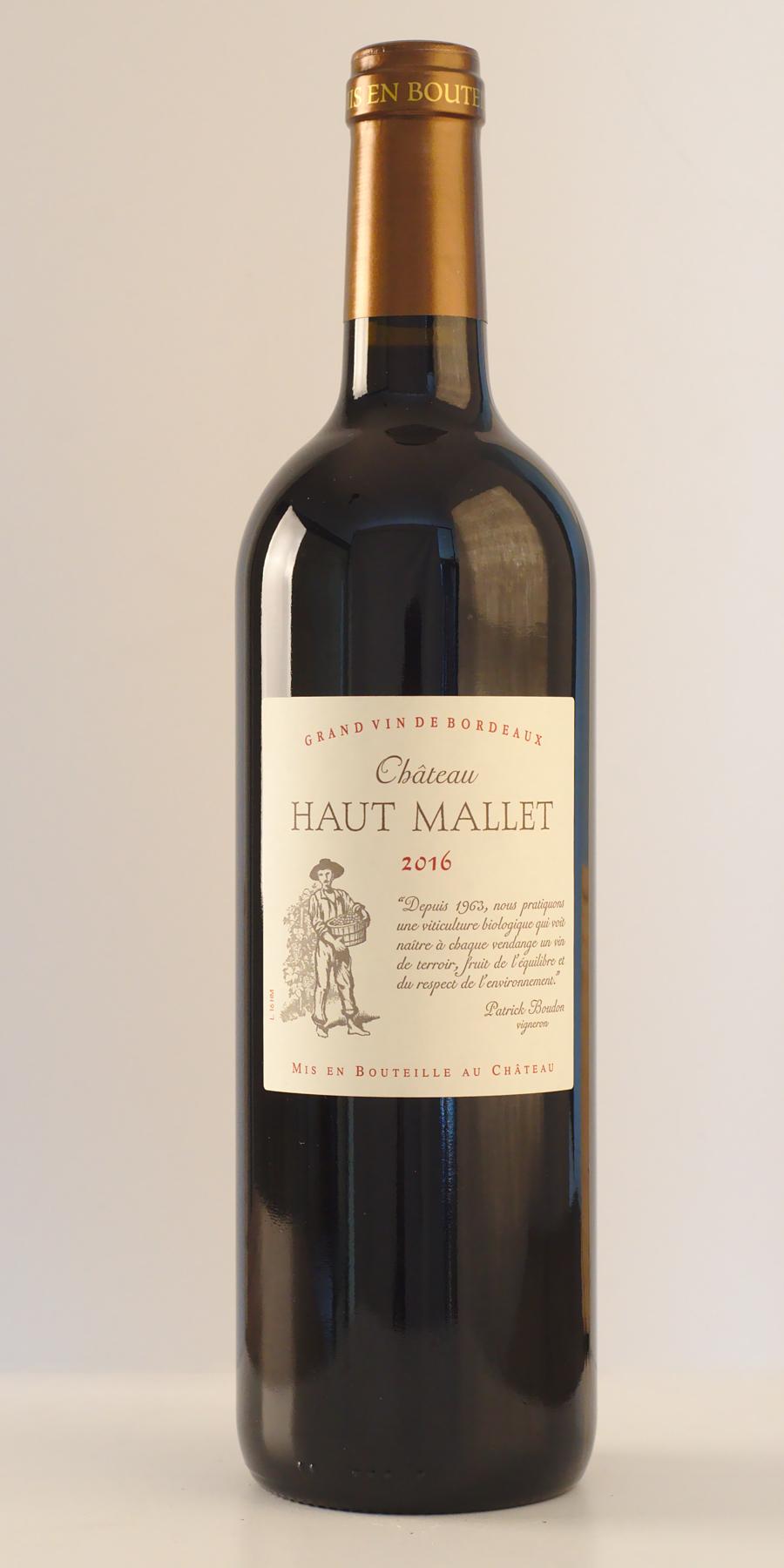 vin bio Bordeaux