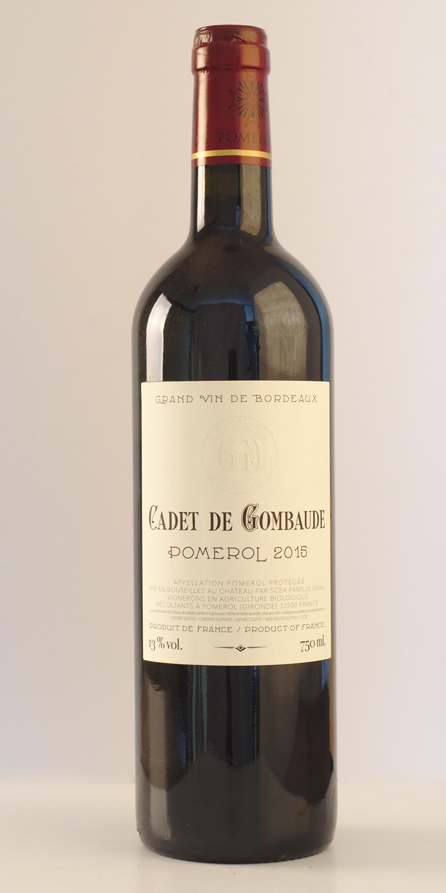 vin bio Pomerol