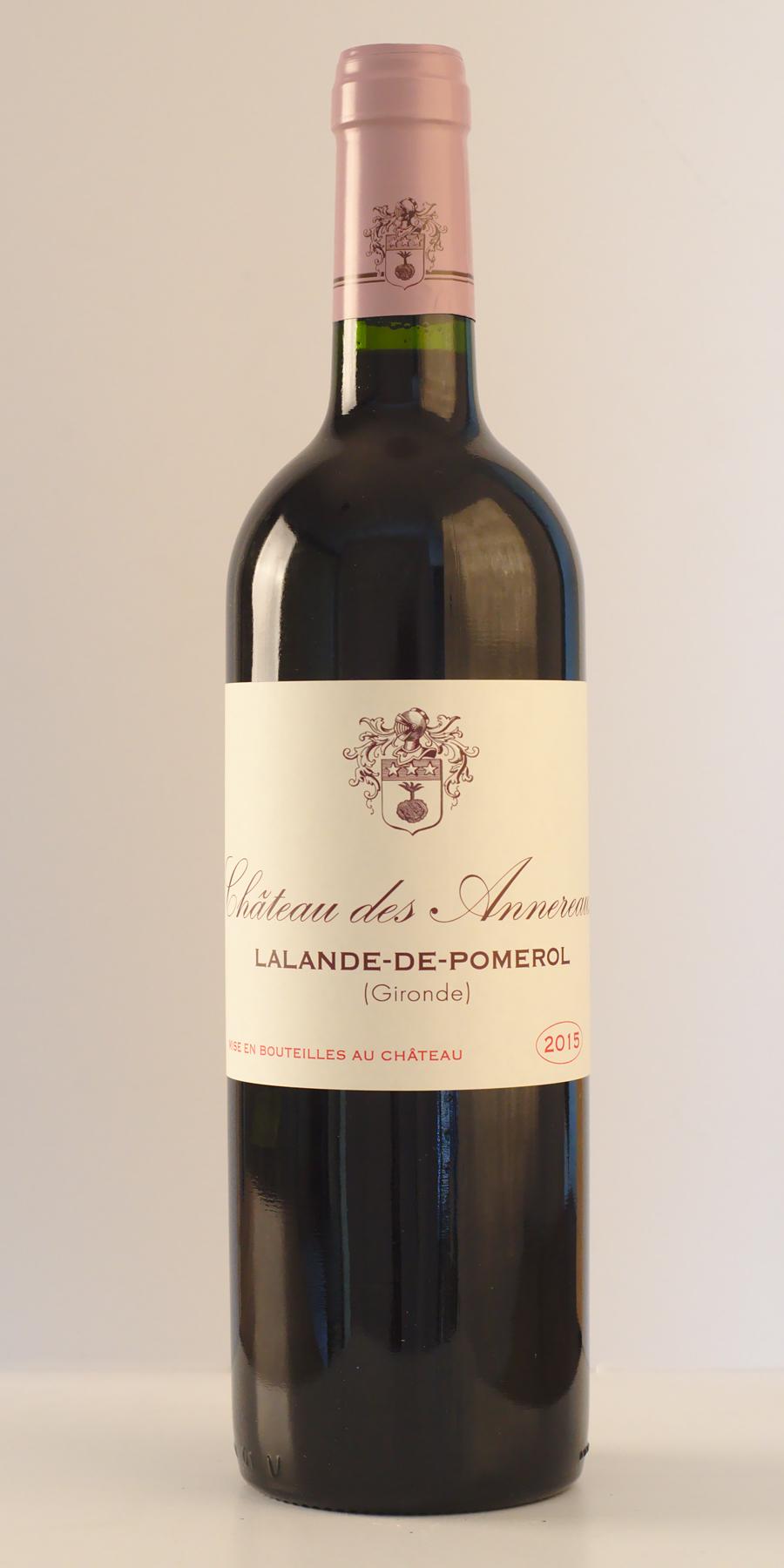 Vin bio Lalande de Pomerol Vin Bio